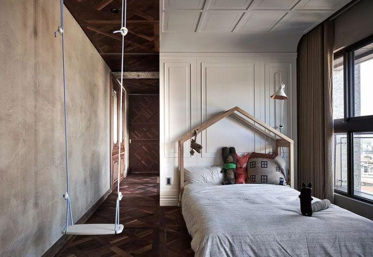 这样的家庭公寓,太美了!_13