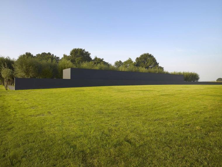 比利时Deutscher公墓区改造