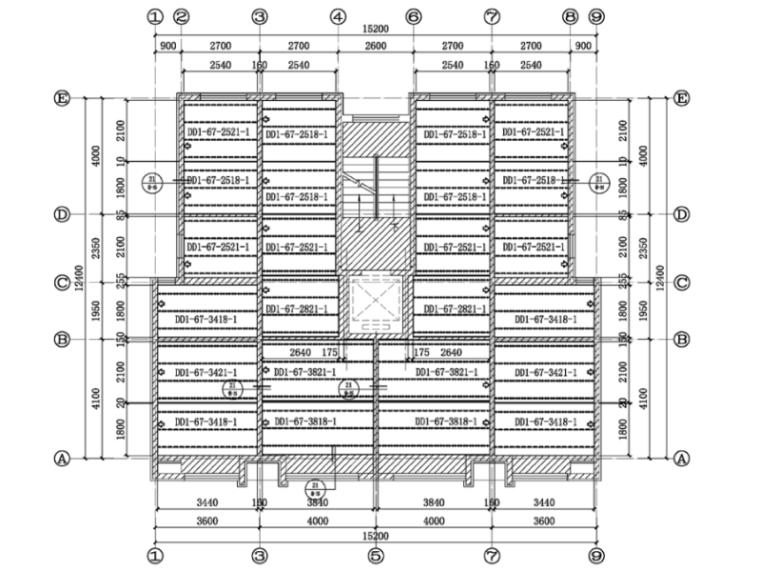 预制混凝土叠合板设计_制作及安装技术