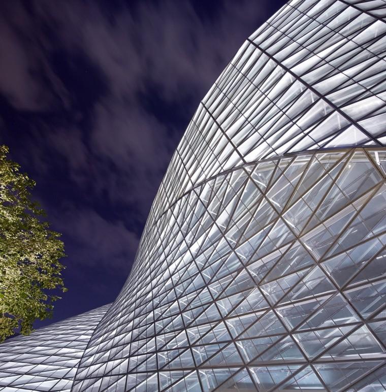深圳当代艺术馆及城市规划展览馆