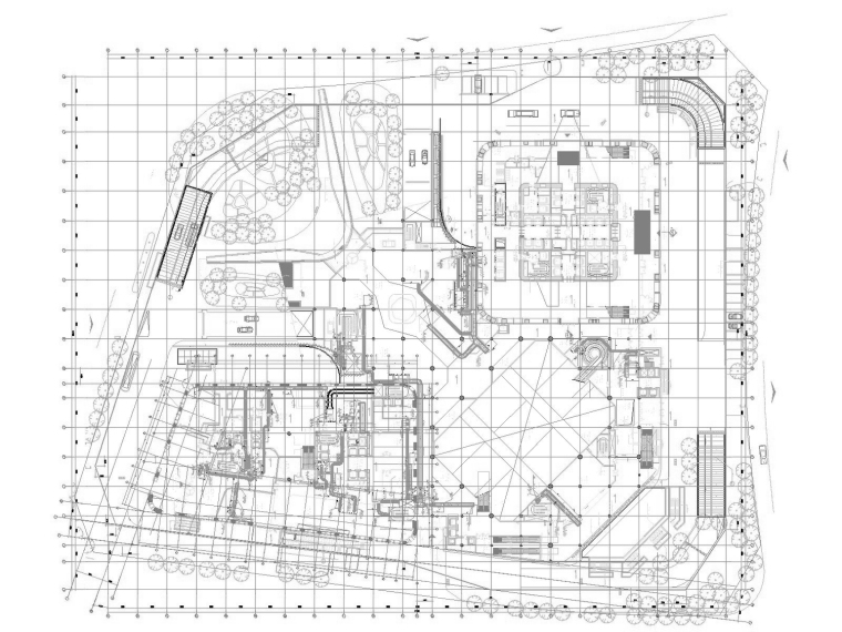 [天津]超高层办公酒店综合体暖通空调全系统设计施工图(632张)_5