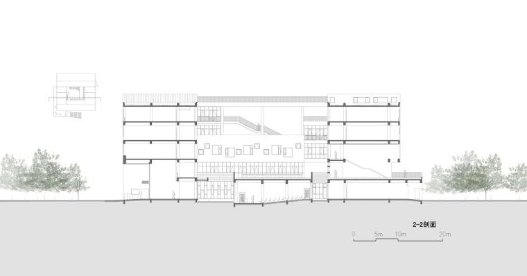 安徽大学艺术与传媒学院美术楼-22