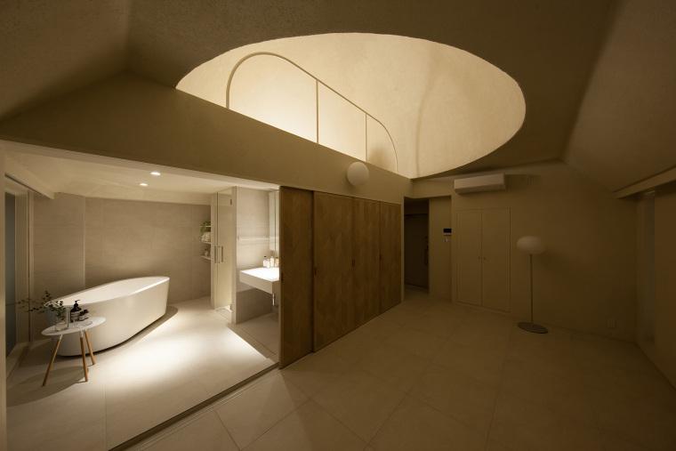 日本402涩谷公寓-30