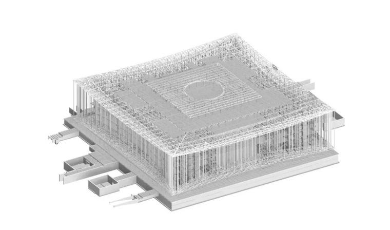 看BIM技术如何驱动高规格会议中心的建设_4