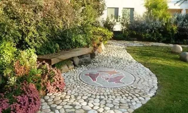 你的庄园里有这样的石元素创意景观吗?_15