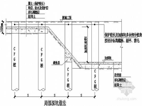 [北京]工业厂房工程长螺旋钻孔灌注桩基础施工方案
