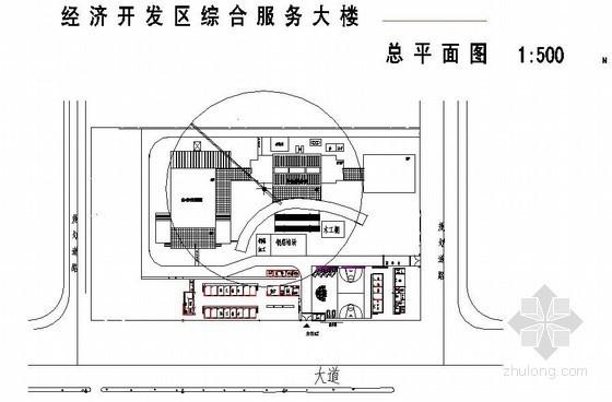 办公楼施工塔吊安拆施工方案(附图、计算书)