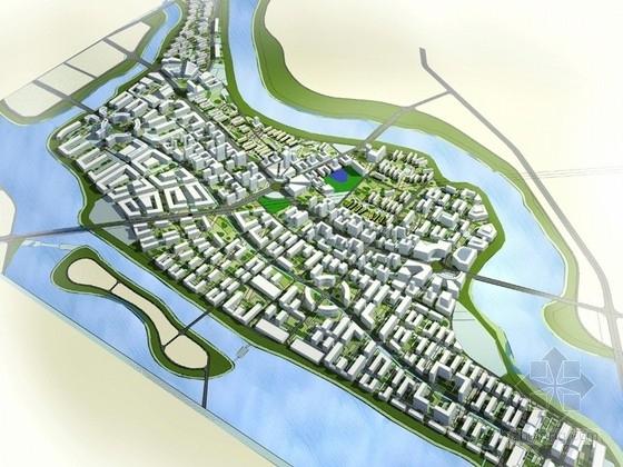 [浙江]城市综合体及单体设计方案文本(上海知名公司设计)