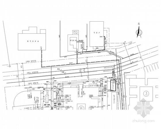 某社区管线市政工程综合设计图(全专业)