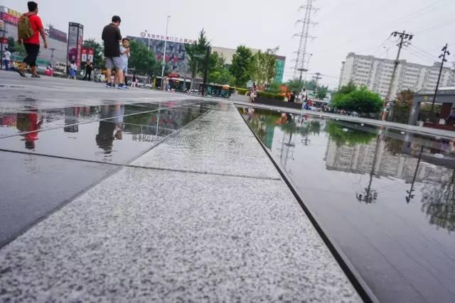 一个单词产生的设计灵感,结果火了北京的商业广场~_28