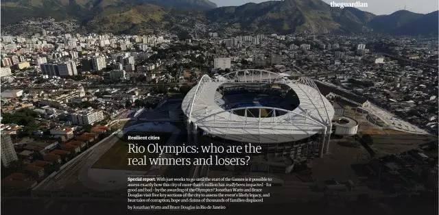疯狂遮羞敌不过脏乱差,最糟糕的一届奥运会即将载入史册_1
