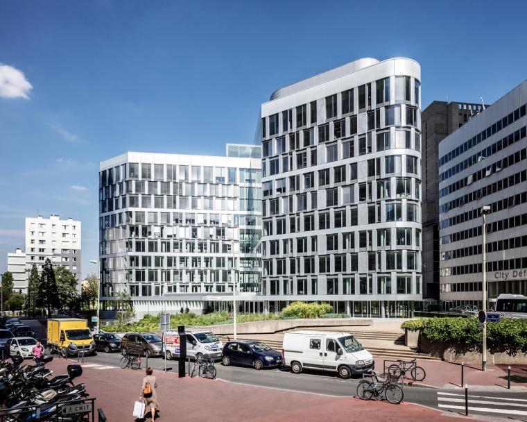 法国Ampèree和办公大厦