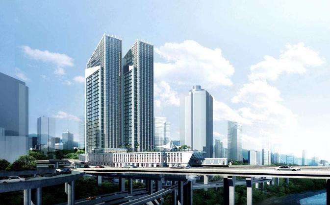 深圳某高层住宅小区电气工程施工组织设计