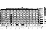 [北京]知名网络公司办公总部建筑施工图(修改图纸)