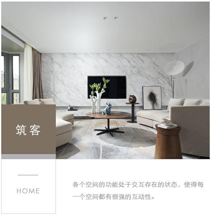 灰色+白色的极简美宅,年轻人的最爱!