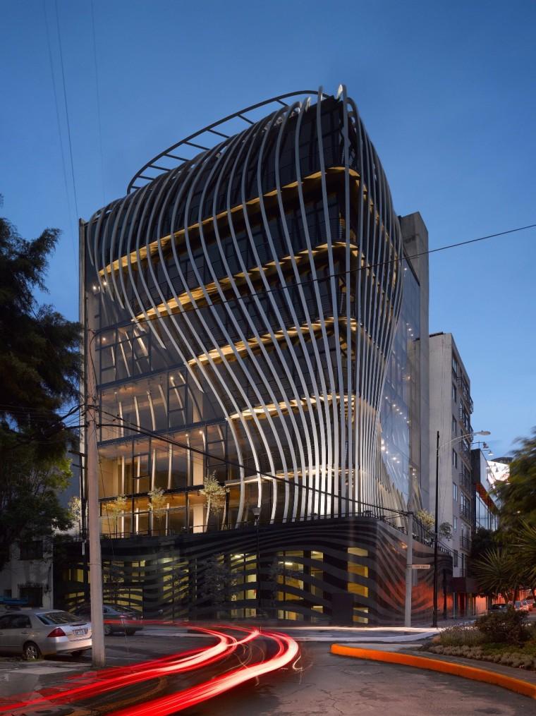 墨西哥一栋办公楼
