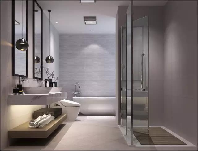 [装修知识]洗澡后卫生间总是湿漉漉的?原来是装修前忘记这个!_9