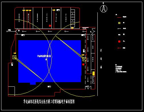 现场临电平面布置图