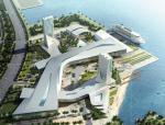 [厦门]超高层现代沿海旅游服务中心方案(含商业、酒店、会展)