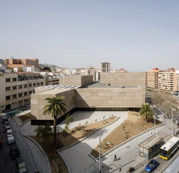 [建筑案例]西班牙 IBERO 伊比利亚博物馆