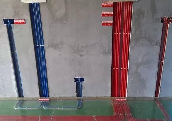 家装的16项水电验收标准