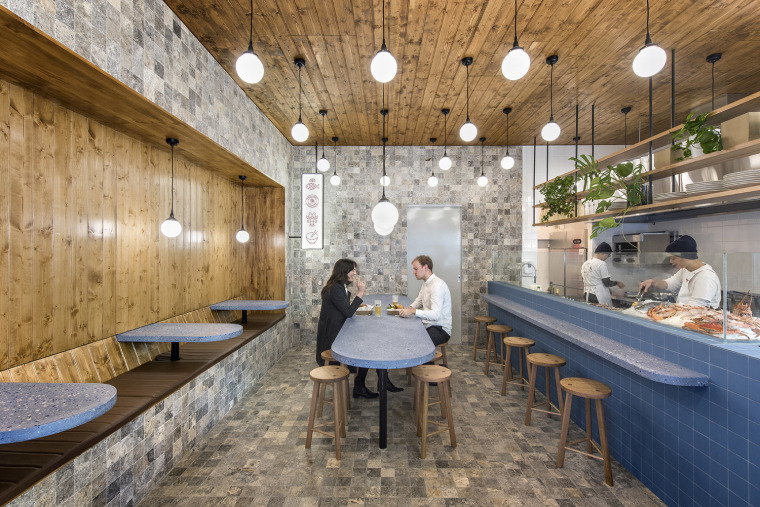 澳大利亚Smallfry海鲜餐厅