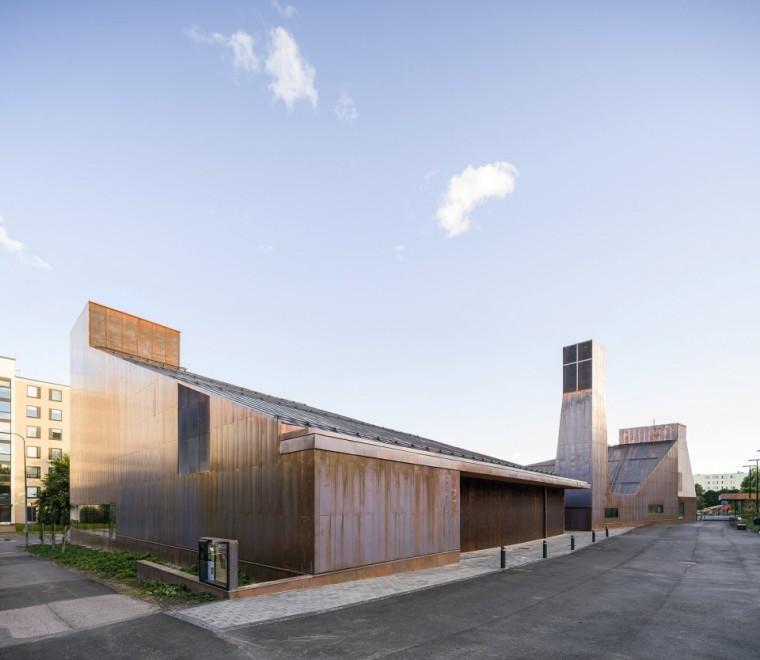 004-Suvela Chapel by OOPEAA