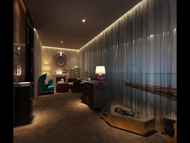 郑州家装设计英格利酒店