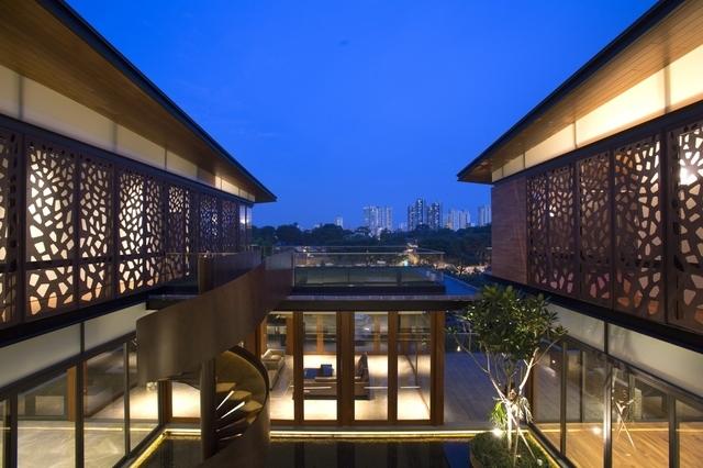 新加坡山顶别墅第4张图片