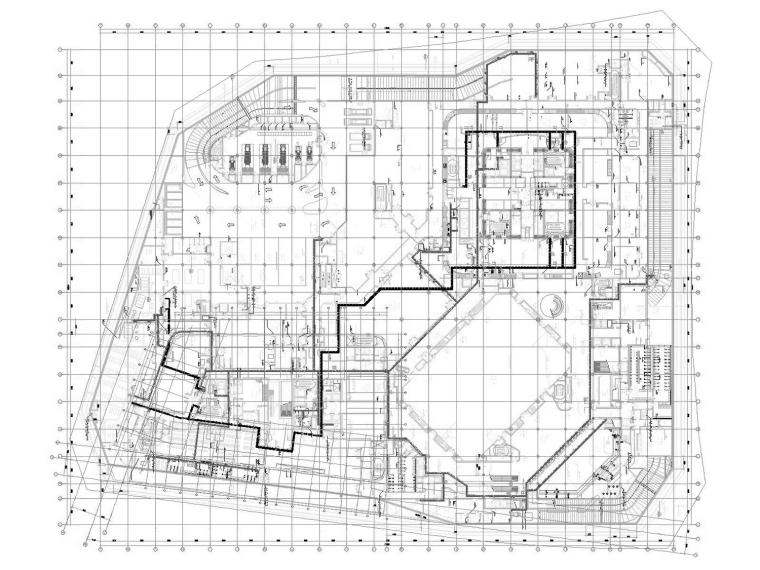 [天津]超高层办公酒店综合体暖通空调全系统设计施工图(632张)_3