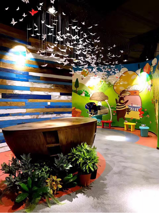 幼儿园设计,鸿坤儿童友好社区设计案例-幼儿园设计,鸿坤儿童友好社区设第2张图片