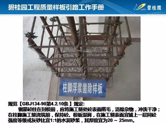 碧桂园工程质量样板引路工作手册,附件可下载!_42