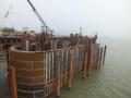 [温州]铁路桥梁深水基础施工方案