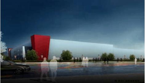 东风设计院运用BIM实现大型汽车冲焊联合厂房设计