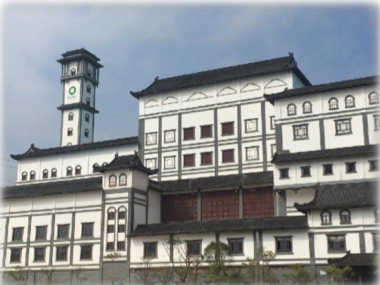 [QC小组成果报告]提高岭南仿古建筑瓦屋面施工观感质量
