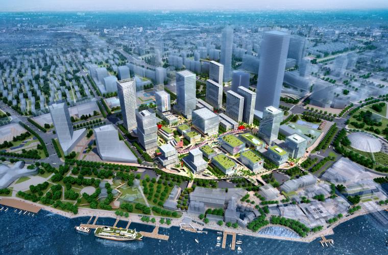 [上海]西岸传媒港地下空间(停车场及配套)项目设计方案文本(PDF)