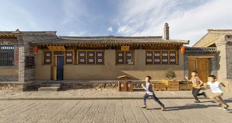 一代人的记忆修复-宋家沟乡村改造项目,山西/中国乡建院