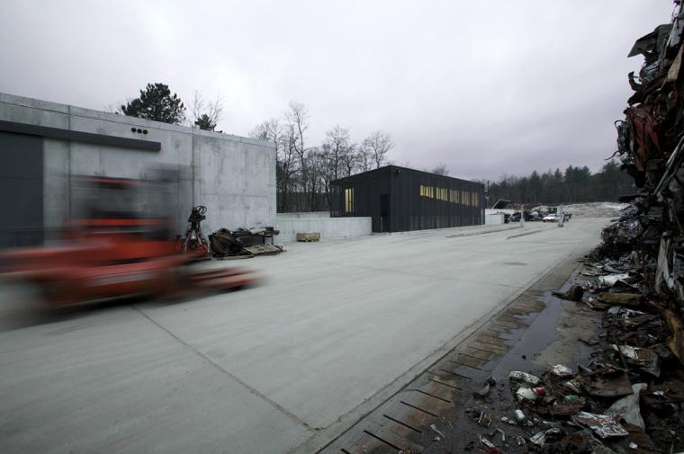 金属回收工厂_14