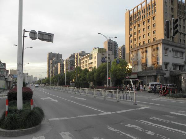 [杭州]轨道交通车站管线施工交通组织方案