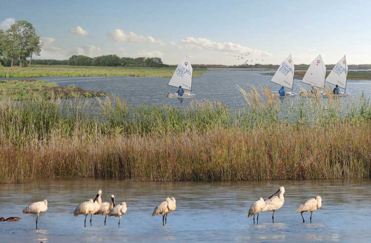 荷兰NieuwLand国家公园-006-nieuw-land-by-mecanoo-architecten
