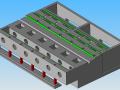 某电力院循环水泵房设计案例