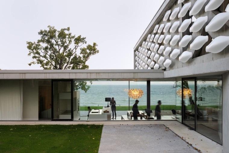 法国湖畔住宅-4