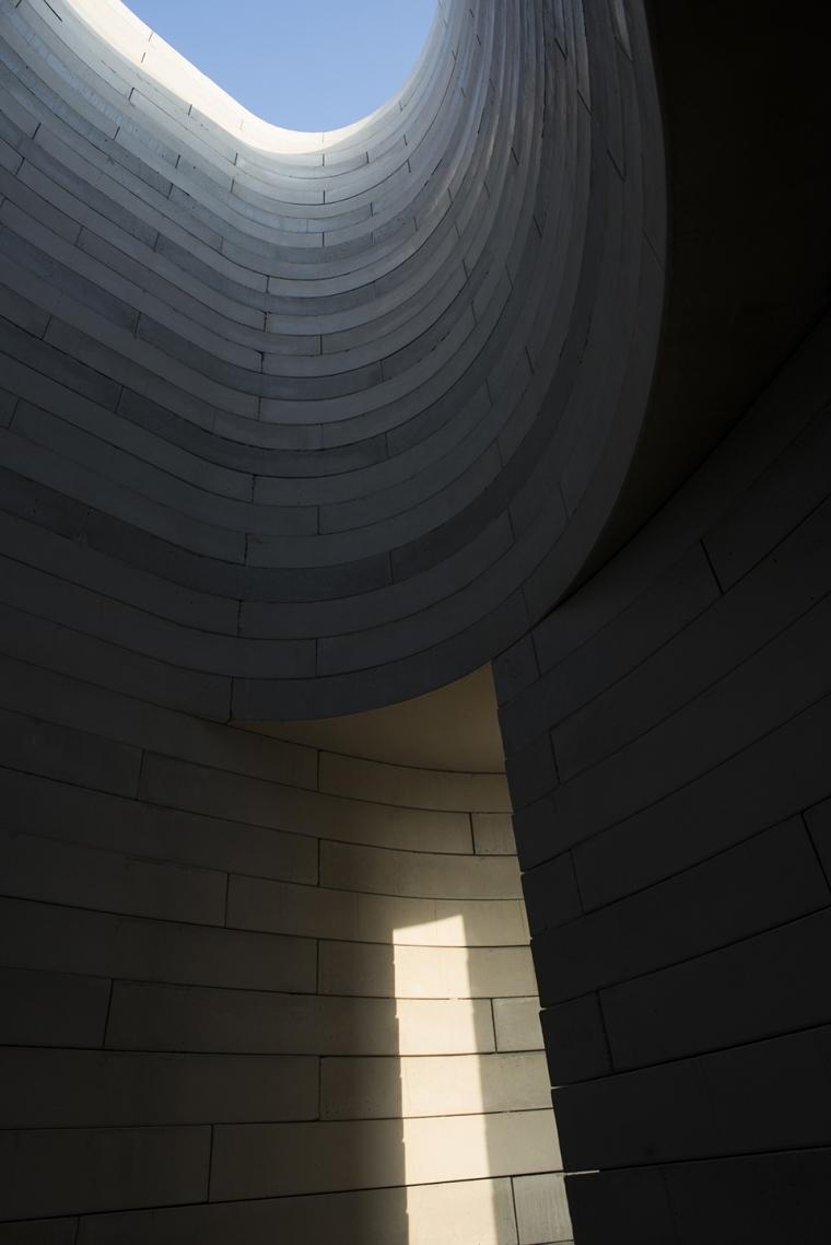 """""""邪恶之路""""上的观景塔,荷兰/NEXTarchitects_5"""