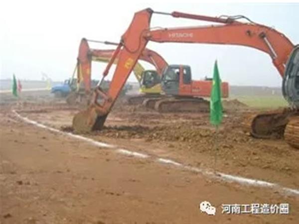 土建造价中基坑土方开挖计算规则_1