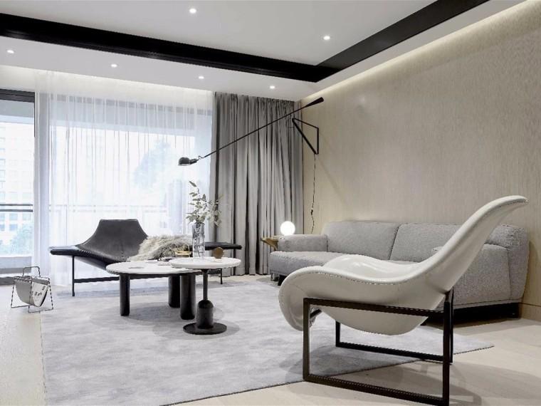 上海慢生活的现代公寓