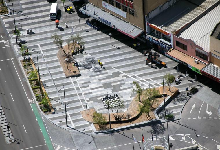 浅析城市街道空间景观规划设计(60套资料在文末)_3