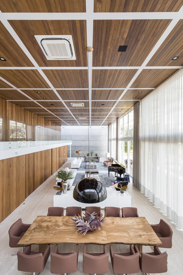 结构与空间融合的JardimdoSol住宅-31