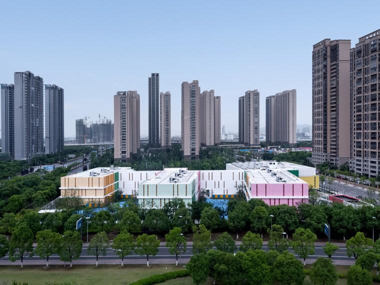 苏州太湖新城吴郡幼儿园