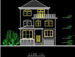 小康别墅建筑图