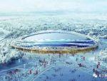 北京冬奥场馆!用钢量仅为传统屋顶的1/4,2万平米无立柱空间